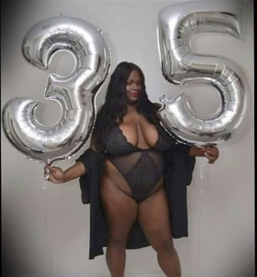 See the birthday shoot of this 35-year old that has everyone talking