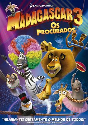MADAGASCAR DUBLADO GRATIS BAIXAR OS 3 PROCURADOS