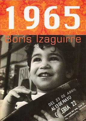 Resultado de imagen de boris izaguirre 1965