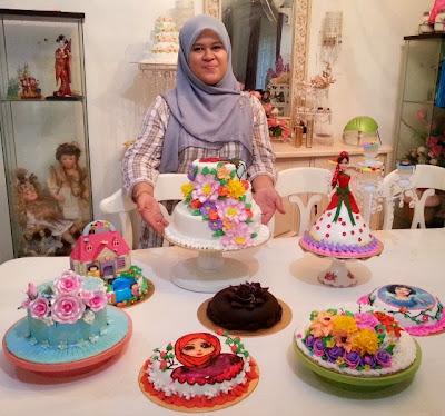 www.loveliana-online.blogspot.com: 2 days Intensive cake ...