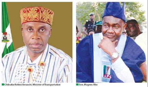 Amaechi APC Faction In Rivers State Loses In Supreme Court?