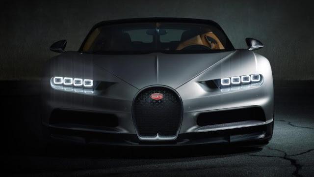 Consumers Think Bugatti Chiron Slower than Veyron