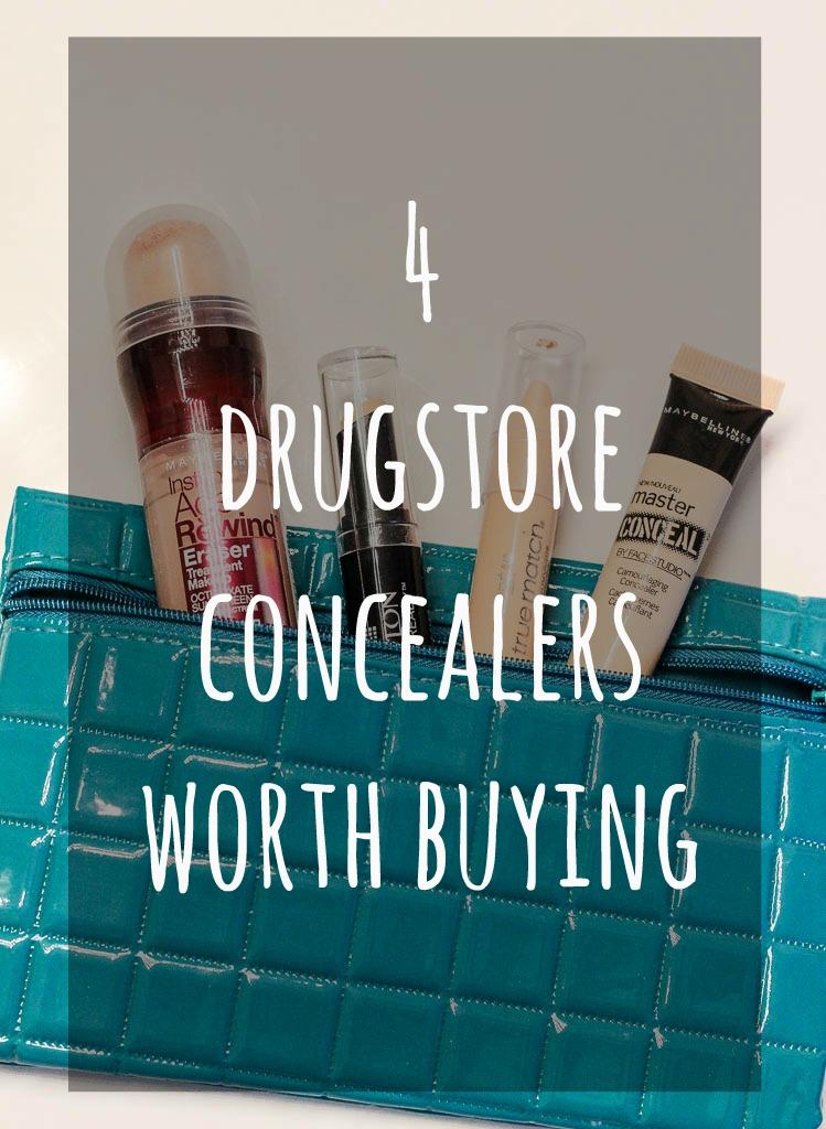 Best Drugstore Concealers