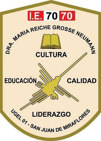 Escuela 7070 dra maria reiche grosse neuman san juan de for Instituto bilingue virgen de guadalupe