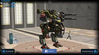 Walking War Robots Apk Data Obb - Free Download Android Game