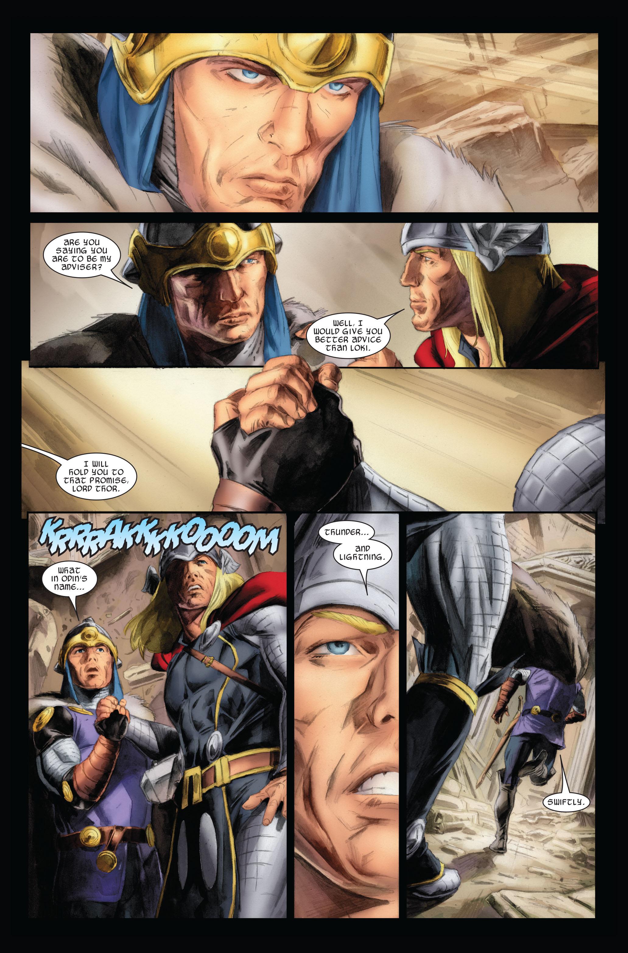 Thor (2007) Issue #610 #23 - English 15