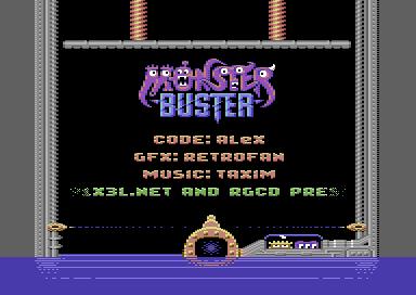 Monster Buster, Un Puzzle Bobble muy bien acabado