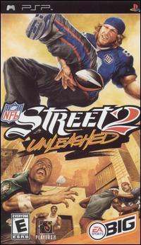 NFL Street 2 Unleashed PSP [ISO] [MEGA]