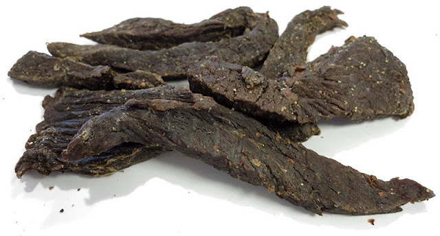 jamaican style beef jerky