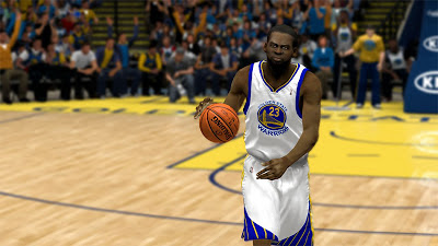 NBA 2K13 Draymond Green Golden St. Warriors Update Playoffs