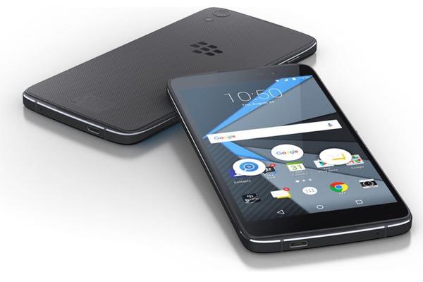 Bocoran Spesifikasi Blackberry DTEK60 Terbaru