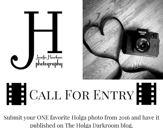 Call for Entry; YOUR Favorite Holga Photo - 2016 Edition
