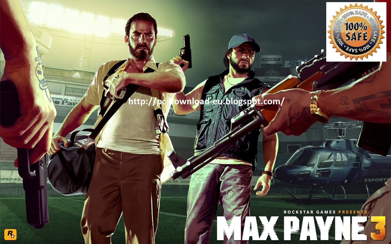 Crack for Max Payne 3 enjoy!