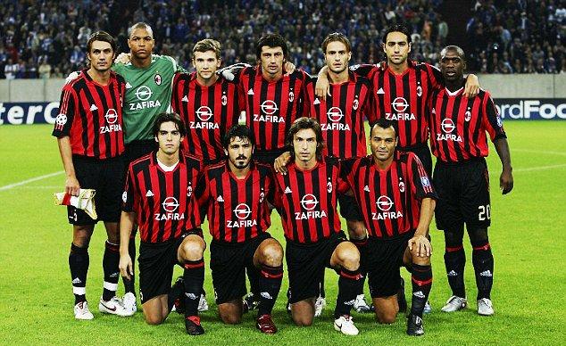 Grandes Times: o Milan dos anos 2000
