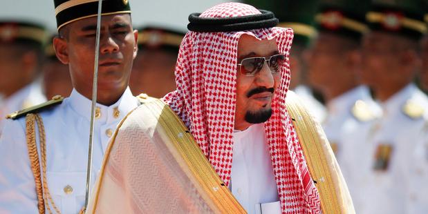 Saudi King Salman bin Abdul-Aziz's ridiculously extravagant Asian tour