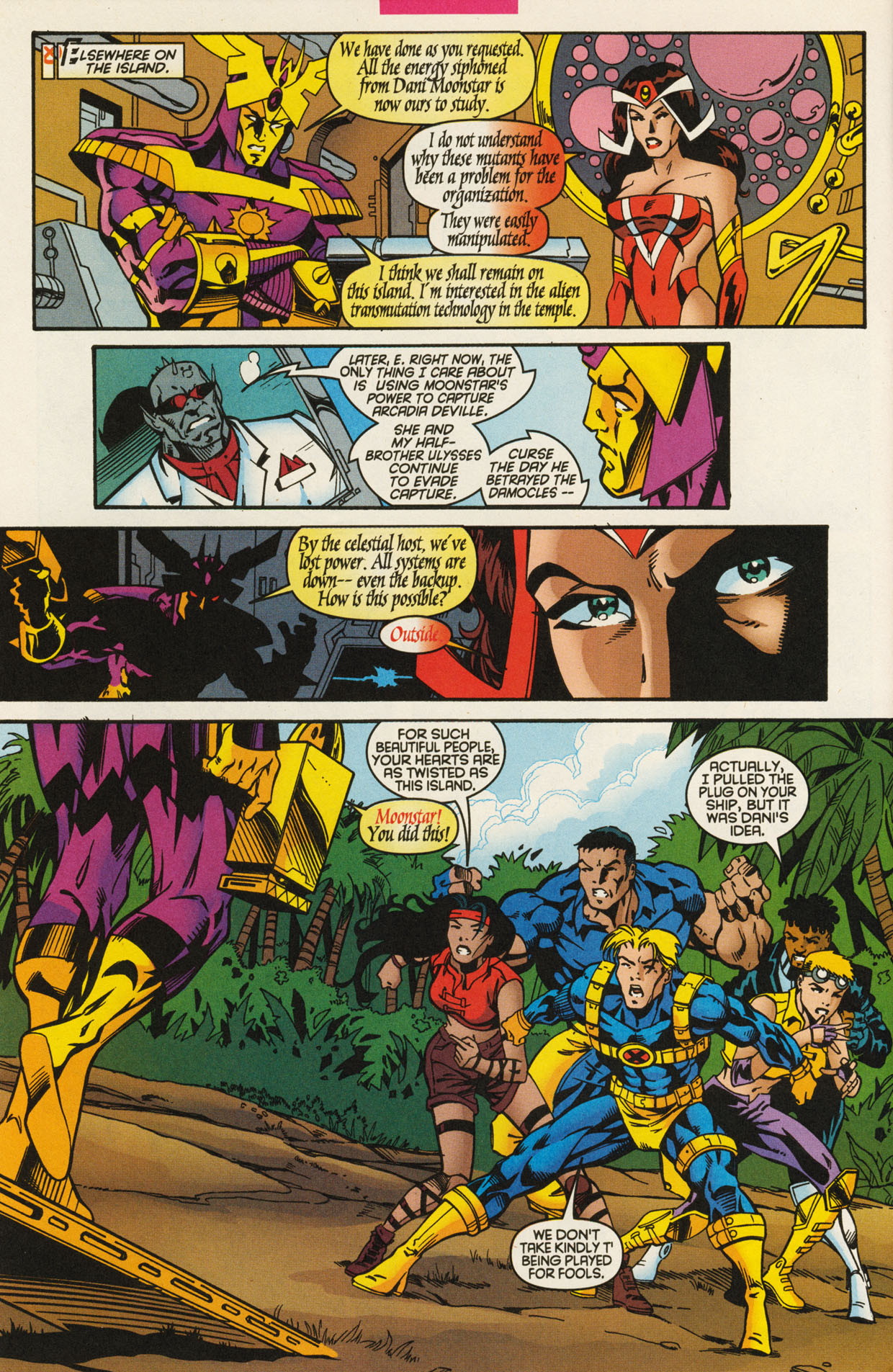 Read online X-Force (1991) comic -  Issue #93 - 30