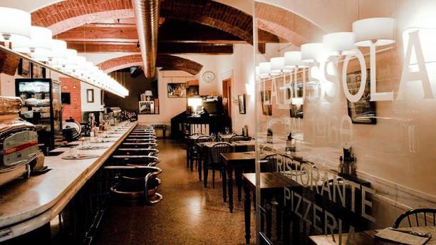 Restaurante La Raccolta em Florença