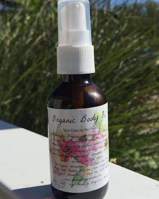 Skincare by Jen Padro Organic Body Oil