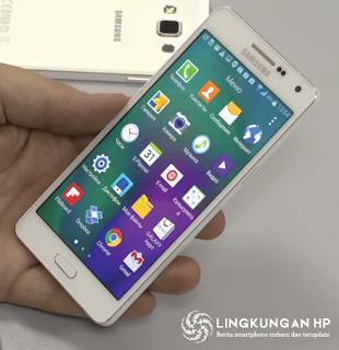 Kamera Smartphone Samsung Galaxy A5 Terbaru