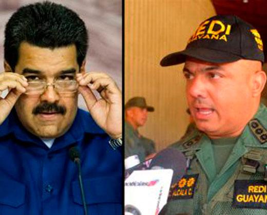 ¡LE DIO CON TODO! El nuevo potente artículo de Clíver Alcalá Cordones contra Nicolás Maduro