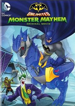 Batman Sem Limites - Caos Monstruoso
