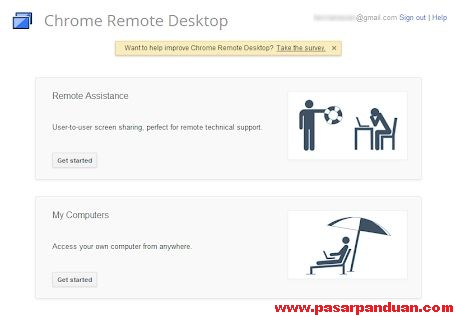 3 Cara Remote Desktop Paling Mudah Tanpa Perlu Pengetahuan IT Mendalam