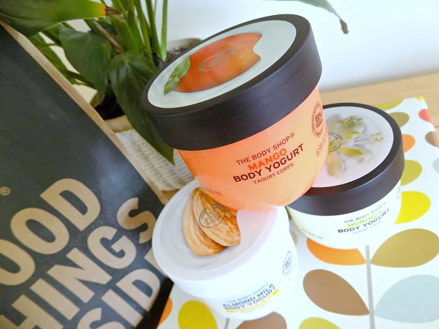 What's new in Vegan Beauty? Everything you need to know about The Body Shop's Fast-Absorbing Body Yogurts