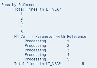 Function Module Pass by Value - Data Loss - ABAP Help Blog