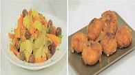 برنامج مغربيات 6-1-2017 طريقة عمل طاجن دجاج بالجزر و الليمون - سلطة تونة بالارز - بطاطس مقلية بالجبنة مع نادية سرحان