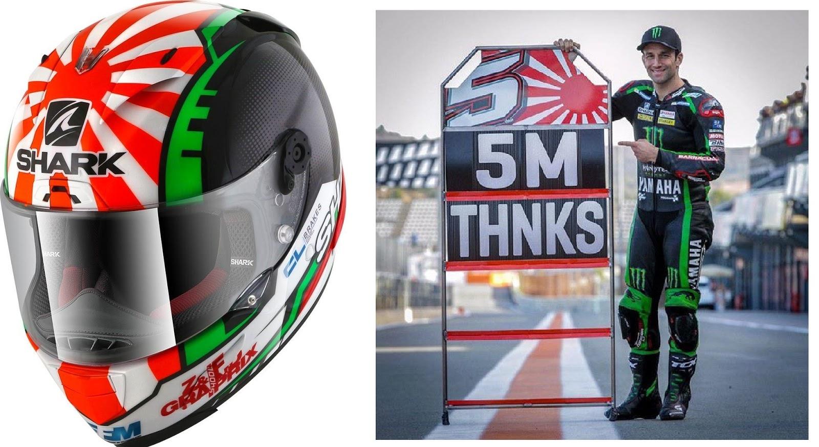 ザルコ遂に韓国人にヘルメットデザインを抗議される!!