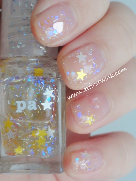 Pa nail polish AA06 review