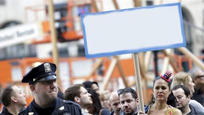 عشرات التظاهرات في ولايات أمريكية