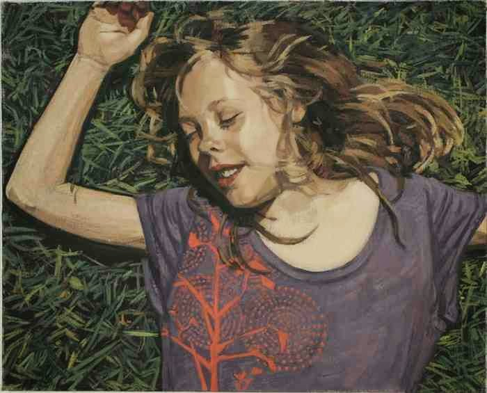 Французская художница. Melissa Pinon