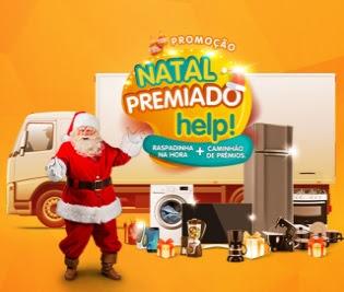 Cadastrar Promoção Help Crédito Natal 2017 Premiado Caminhão Prêmios