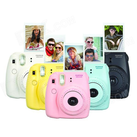 Fujifilm Instax Mini. Ideas regalar a viajeros