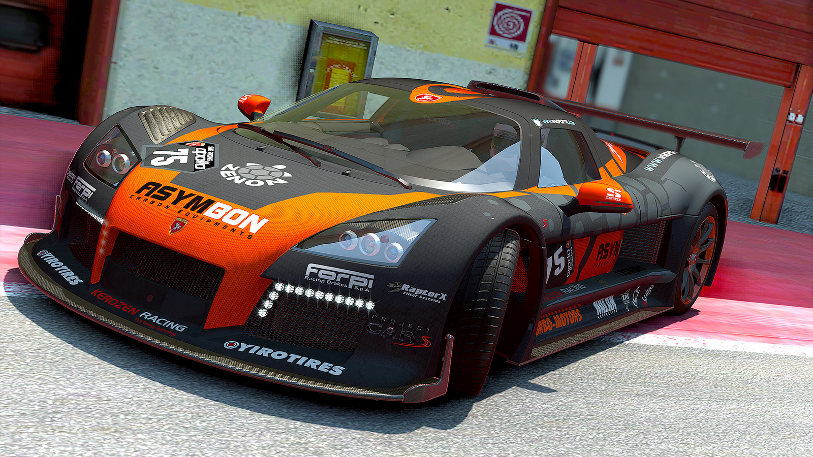 Project - C . A . R . S . SIMRACING: Gumpert Apollo Sport ...