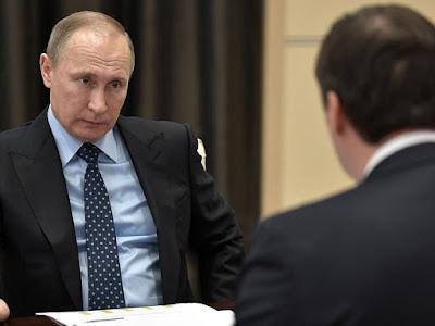 Vladimir Putin, Dmitry Patrushev, Kremlin