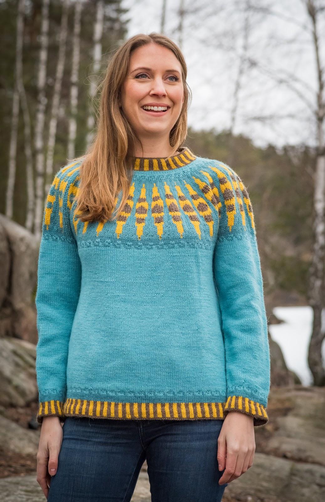 svalbard genser