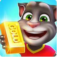 Talking Tom Gold Run v1.1.0.111 [Mod]
