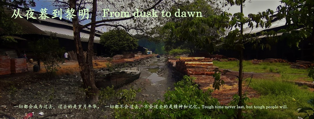 从夜暮到黎明 From dusk to dawn