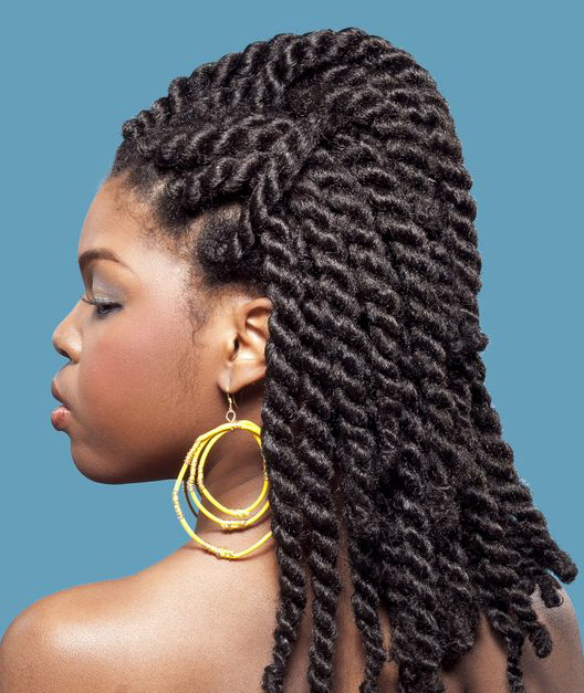 styles of braided hair grand twist style dezango fashion zone 3253 | 33333