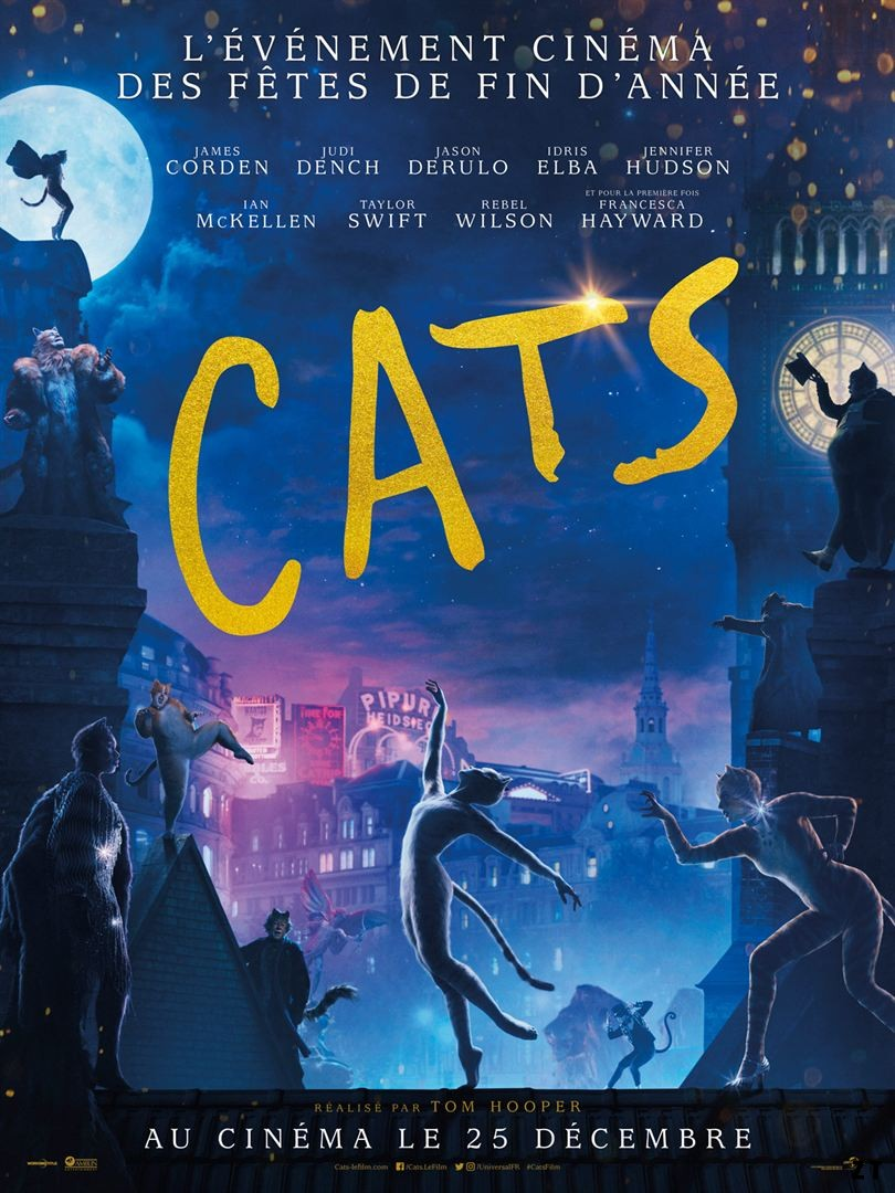 Cats [HDTS MD] [Streaming] [Telecharger]