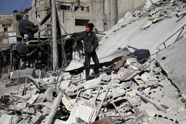 Peduli Kemanusiaan - Gouta Timur Suriah
