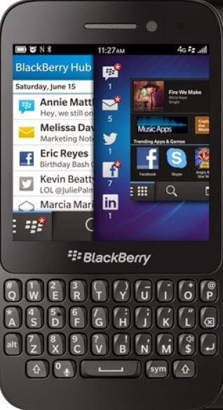 black bb Q5
