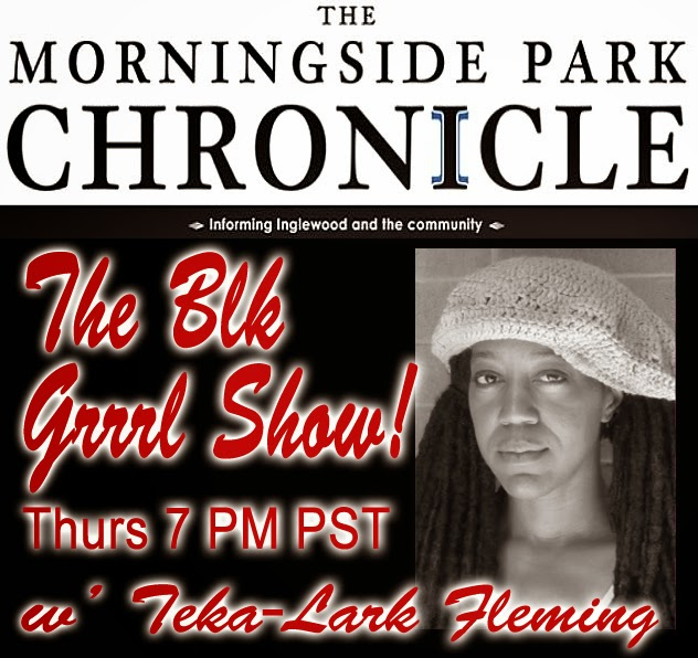 MP Chronicle's The Blk Grrrl Show!