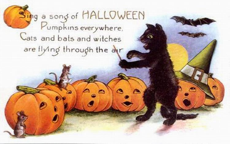 Surrey Children's Choir: 13 Songs for Halloween