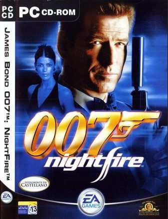 descargar James Bond 007 Nightfire para pc español mega