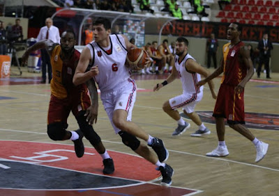 Eskişehir Basket - Galatasaray Odeabank