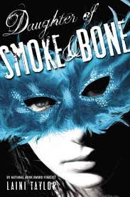 Daughter of Smoke and Bone by Laini Taylor | cover love