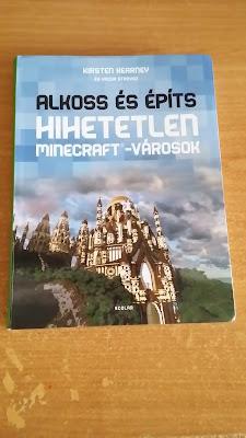 Alkoss és Építs Hihetetlen Minecraft - Városok